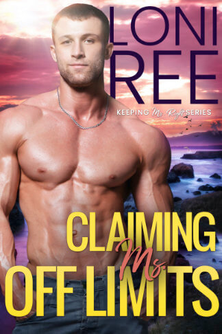 Book Cover for Claiming Mr Off Limits by Author Loni Ree