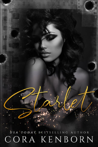 Book cover for Starlet by Author Cora Kenborn