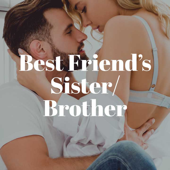 Best Friend's Sister/Brother Trope