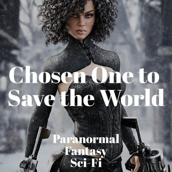 Chosen One to Save the World Trope