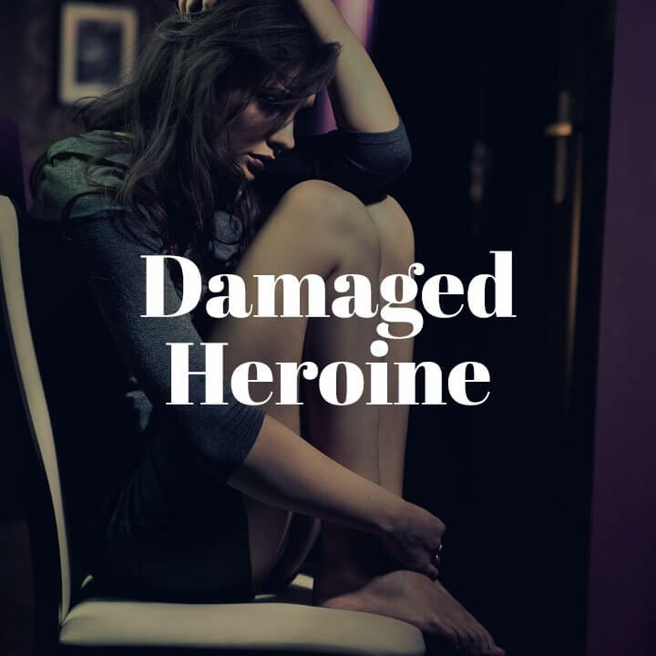 Damaged Heroine Trope