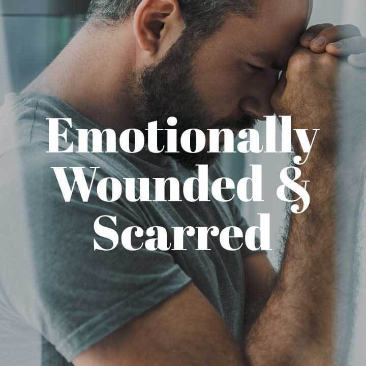 Emotionally Wounded & Scarred Trope