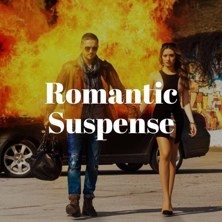 Romantic Suspense Trope