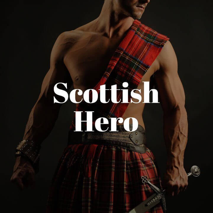 Scottish Hero Trope