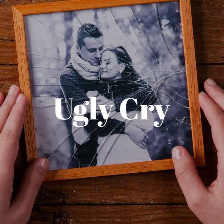 Ugly Cry Trope