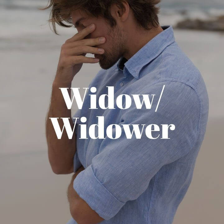 Widow/Widower Trope