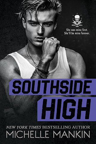 Book cover for Michelle Mankin: Southside High
