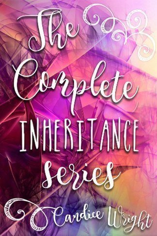 Candice Wright   The Complete Inheritance Series