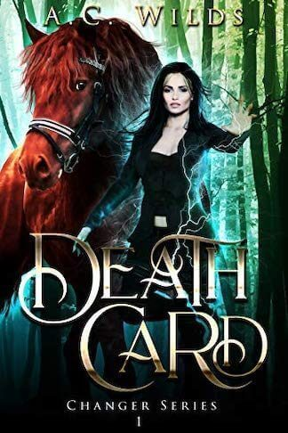A.C. Wilds: Death Card The Changer Series